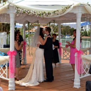Lakeshore Gazebo Ceremony & Reception