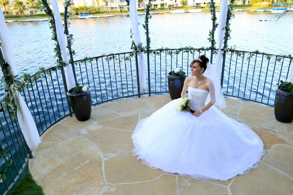 Swan Garden Sapphire All Inclusive Wedding & Reception Package (up ...