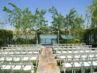 Grand Lakeside Fantasy All Inclusive Wedding Reception Package Up To 75 Guests Included
