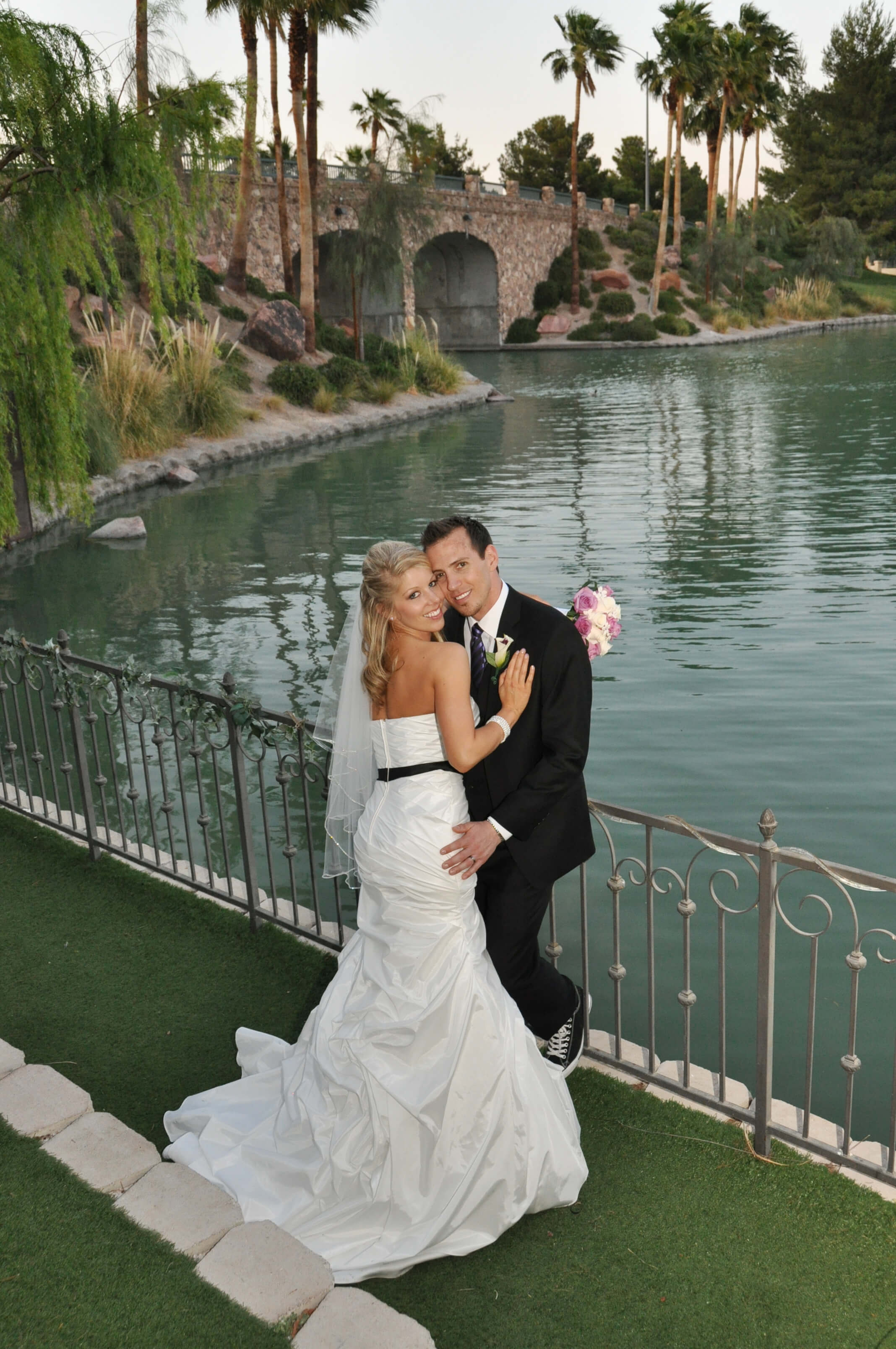 Lakeside Jade All Inclusive Wedding Ceremony Reception Package Up To 30 Guests Included