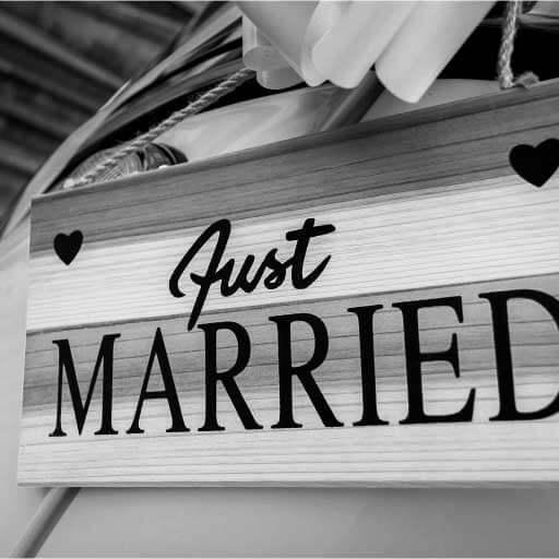 Just Married Henderson Nevada