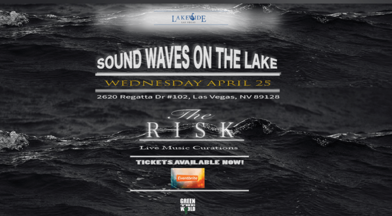 Sound Waves R&B The Risk Event Image