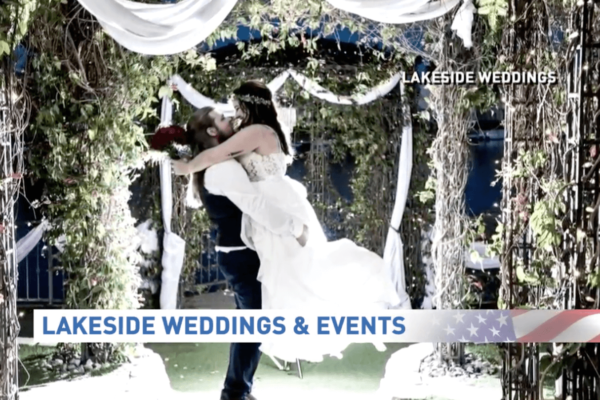 Lakeside Weddings and Events Las Vegas Ceremony and Reception Venue Featured on NBC News 3