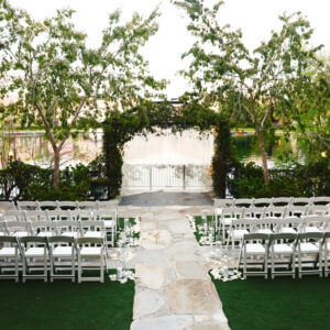 Grand Garden Ceremony Only Wedding Packages Near Downtown Vegas