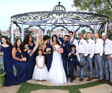 Las Vegas Outdoor Ceremony Packages