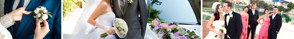 Las Vegas Wedding Packages - Ceremony and Reception