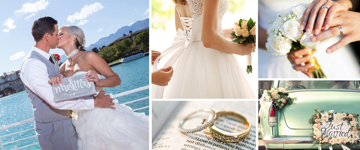 Las Vegas Wedding Packages - Ceremony, Reception, All-Inclusive