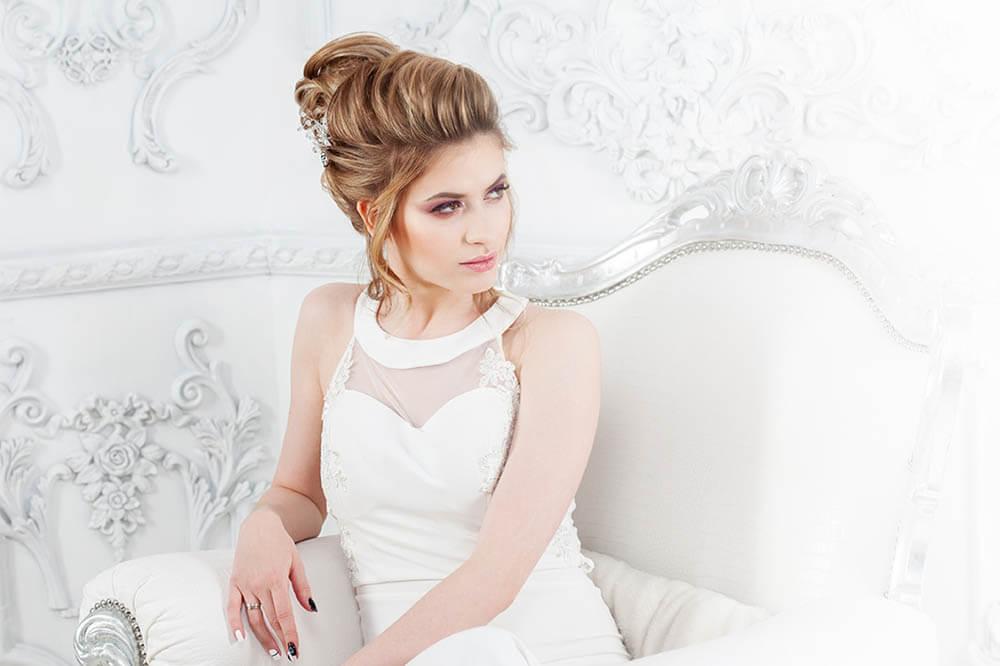 Choosing Your Updo: Beautiful Las Vegas Wedding Hairstyles ...