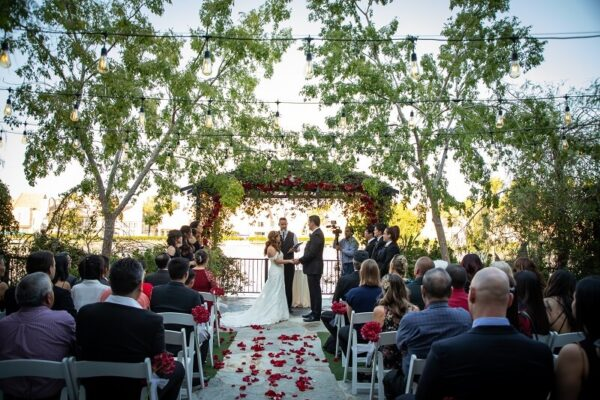 Grand Garden Silver Ceremony and Reception All Inclusive Las Vegas Wedding Package