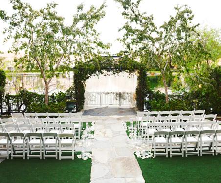 Grand Garden Wedding Ceremony Venue Near Downtown Vegas