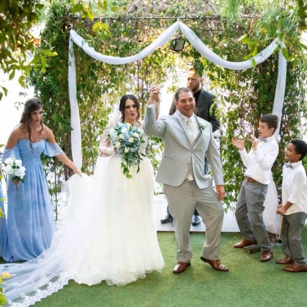 Affordable Ceremony Only Las Vegas Wedding Packages Near the Vegas Strip