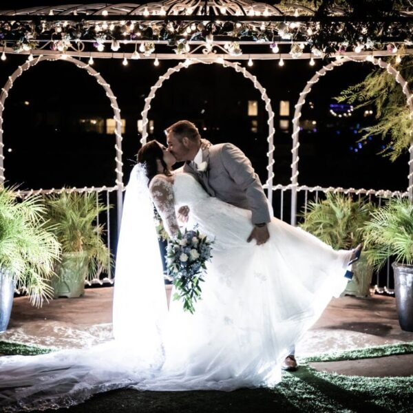Affordable Ceremony Only Gazebo Las Vegas Wedding Package