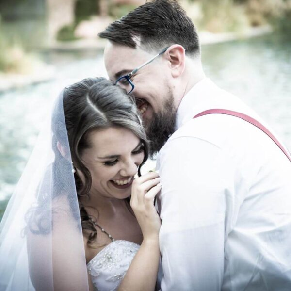 All Inclusive Ceremony and Reception Las Vegas Wedding Package with Lake Views