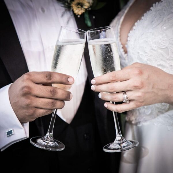 All Inclusive Las Vegas Wedding Packages Featuring Indoor Ceremony Chapel and Banquet Hall Options
