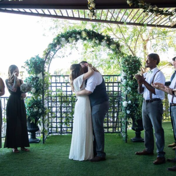 All Inclusive Las Vegas Wedding Packages with Indoor Chapel Ceremony and Reception Options