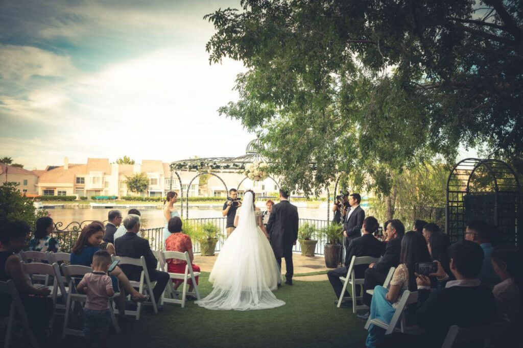 Ceremony Only Las Vegas Wedding Packages for Large Wedding Parties