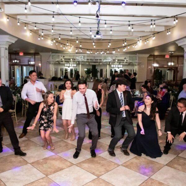 Grand Atrium Banquet Hall Las Vegas Wedding Reception Only Venue Package