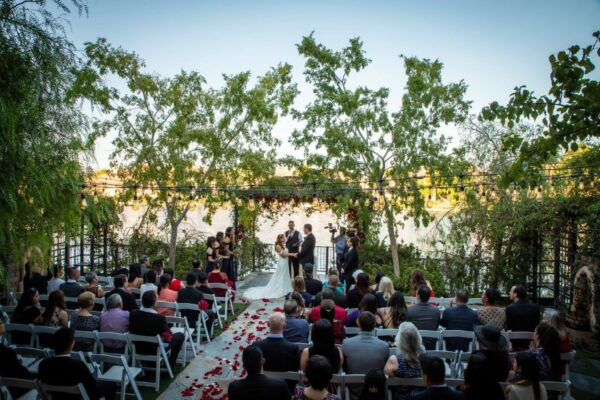 Grand Garden Ceremony Only Wedding Packages in Las Vegas