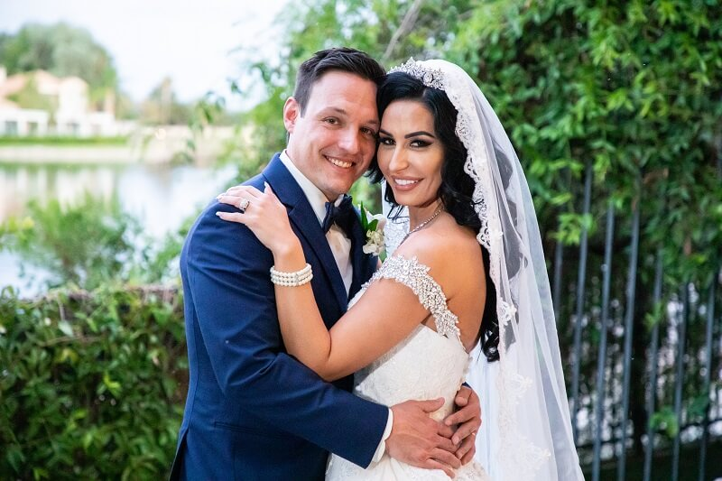 Grand Garden Gold Ceremony and Reception All Inclusive Las Vegas Wedding Package