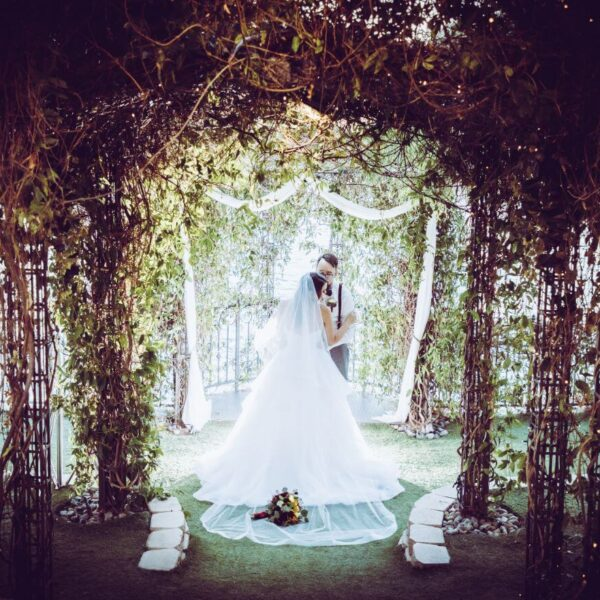 Heritage Garden All Inclusive Ceremony and Reception Wedding Packages in Las Vegas