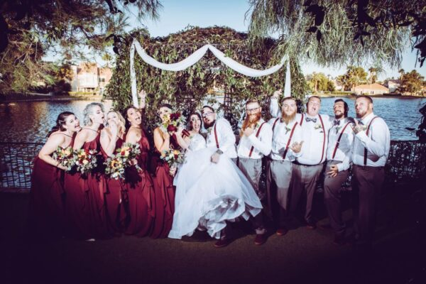 Heritage Garden Ceremony Only Wedding Packages in Las Vegas