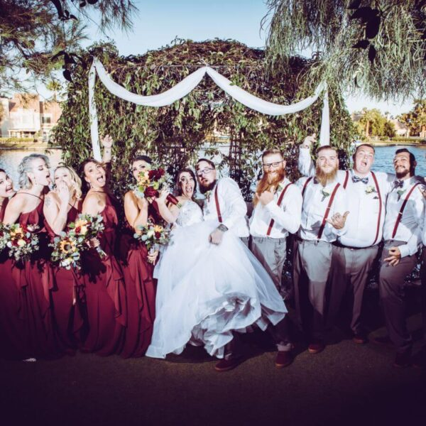 Heritage Garden Ceremony Only Wedding Packages in Las Vegas