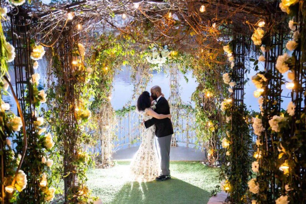 Heritage Garden Marina Las Vegas Ceremony Only Wedding Venue Package