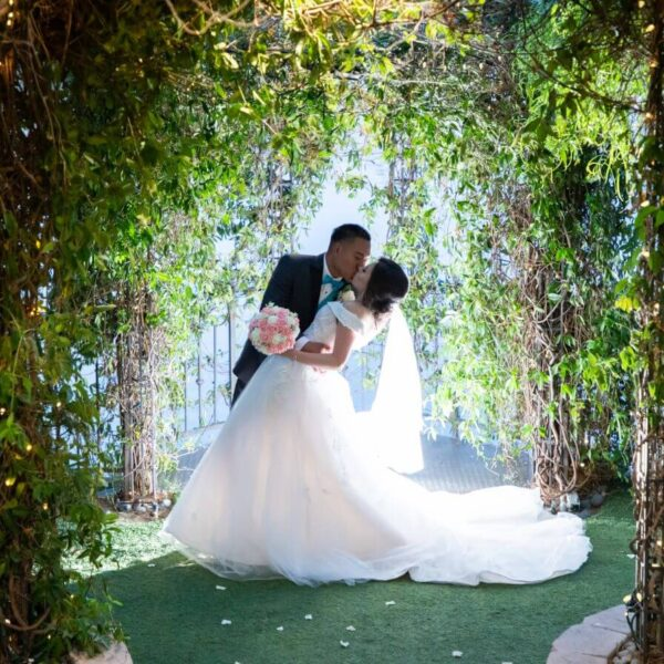 Las Vegas Heritage Garden All Inclusive Ceremony and Reception Wedding Packages