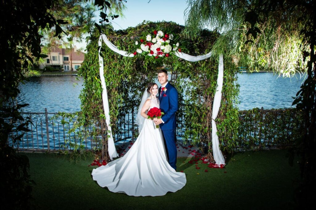 Popular Ceremony and Reception All Inclusive Las Vegas Wedding Packages Near the Vegas Strip