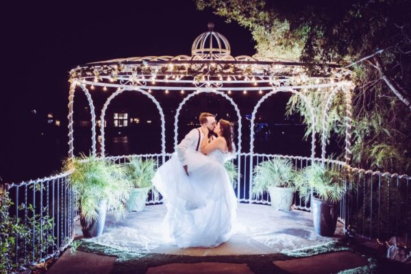 Las Vegas Swan Garden All Inclusive Ceremony and Reception Wedding Packages