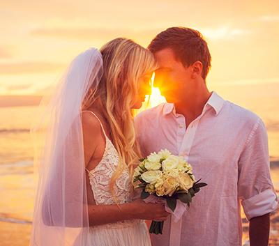 Las Vegas Sunset Ceremonies - Lakeside Weddings and Events