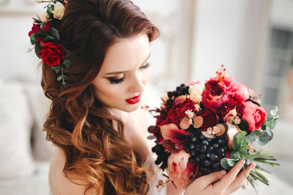 Ceremony Flowers for Your Las Vegas Wedding Venue Ceremony Site