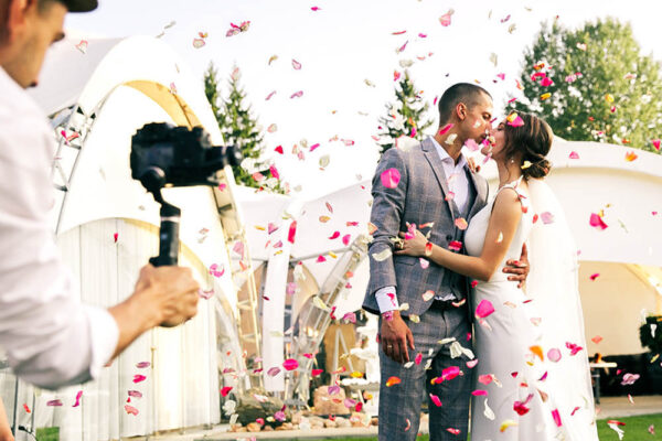 Las Vegas Wedding and Reception Photographers in the Desert Shores Area of Summerlin