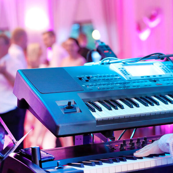 Reception Music at Lakeside Weddings and Events - DJ vs Live Band