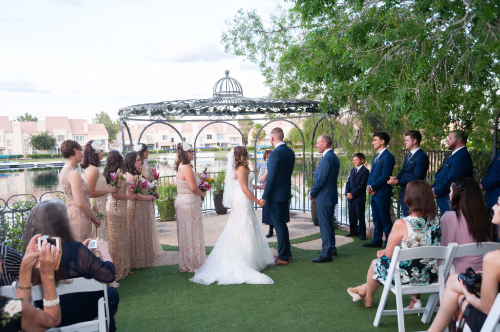 Full Service Las Vegas Wedding Venue with All Inclusive Ceremony and Reception Packages