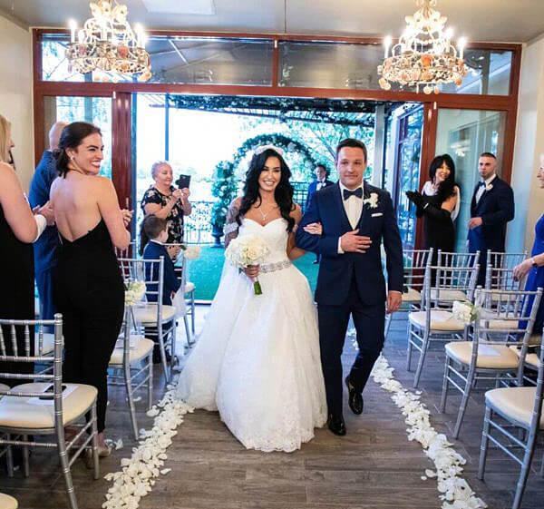Planning a Las Vegas Small Intimate Indoor Wedding