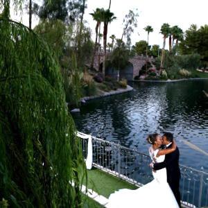 Heritage Garden Outdoor Ceremony Only Las Vegas Wedding Venue Packages