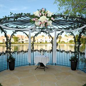 Swan Garden Ceremony Only Las Vegas Wedding Venue Packages