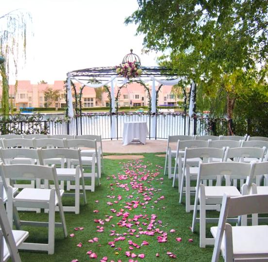 Lakeside Weddings and Events Las Vegas Wedding Venue Specials