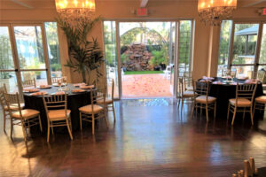 Low Cost All Inclusive Wedding Venue Packages in Las Vegas Waterfall Garden Ceremony and Reception
