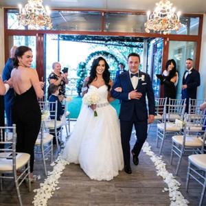 Las Vegas Ceremony and Reception All Inclusive Indoor Wedding Chapel Venue Package