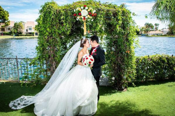 Las Vegas Wedding Venue Heritage Garden Ceremony Only Packages