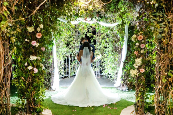 All Inclusive Las Vegas Wedding Venue Ceremony and Reception Heritage Garden Packages