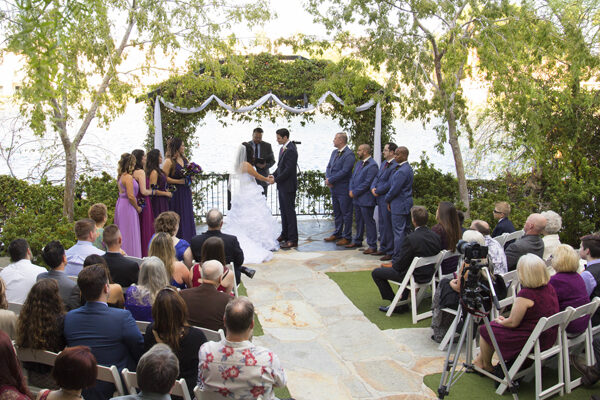 Grand Garden Outdoor Wedding Venue Packages with Exceptional Ceremony Inclusions