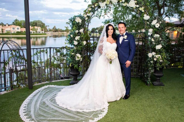 Modern Indoor and Outdoor Las Vegas Wedding Chapel Venue Packages with All Inclusive Ceremony and Reception Options
