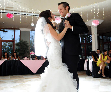 Las Vegas All Inclusive After Ceremony Reception Hall Wedding Venue Packages