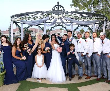 Lake Gazebo Wedding Packages in the Las Vegas Area