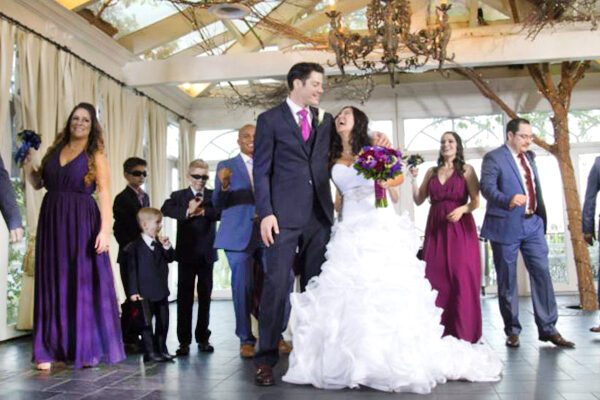 Swan Garden All Inclusive Las Vegas Lake Wedding Venue Packages for Ceremony and Reception
