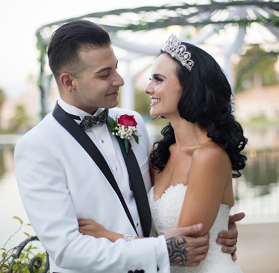 Las Vegas Lake Wedding Venue Packages for All Inclusive and Ceremony Only Options