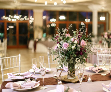 Las Vegas Reception Only Wedding Packages with Beautiful Banquet Hall Options